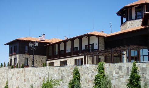 Minkov Brothers Wine Cellar
