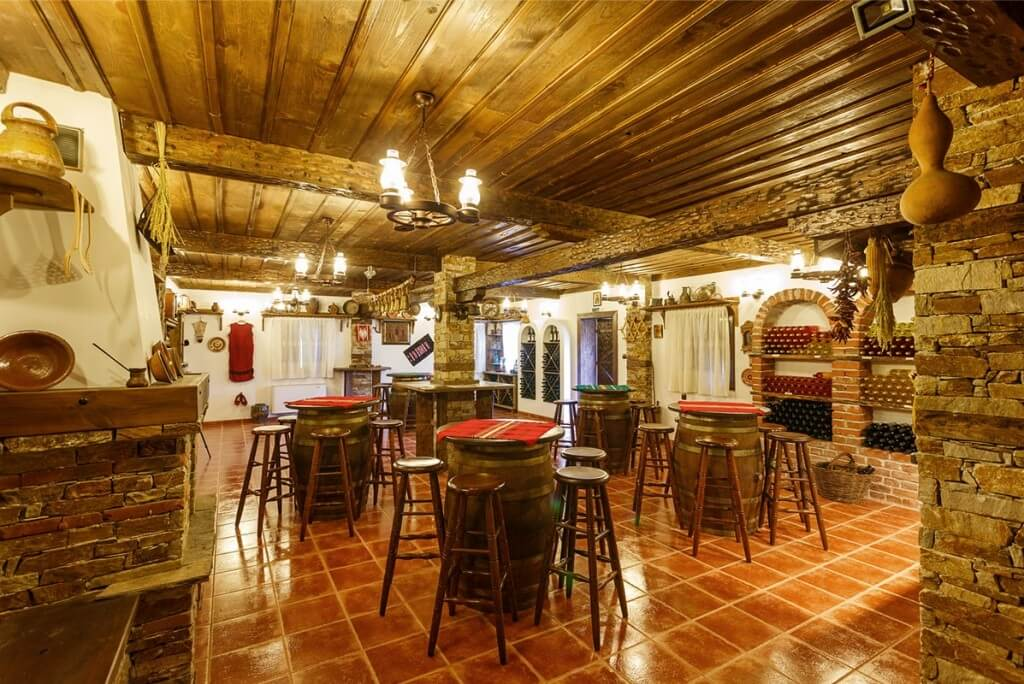Orbelia winery in Melnik wine region
