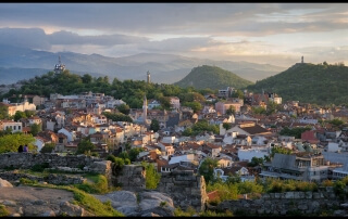 History and culture of Bulgaria - oldest continuously inhabited city in Europe - Plovdiv