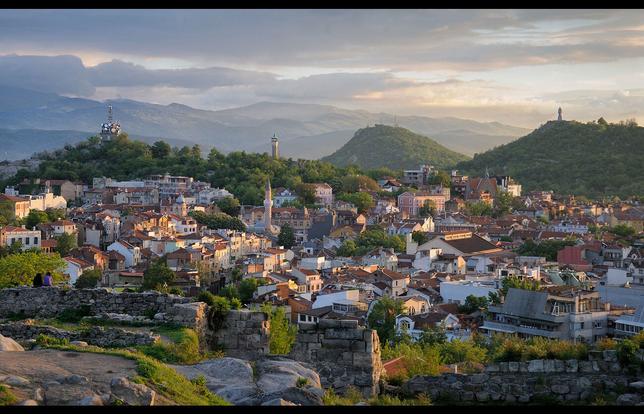 The oldest continuously inhabited city in Europe - Plovdiv, Bulgaria