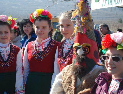 Six Awesome Bulgarian Winter Traditions