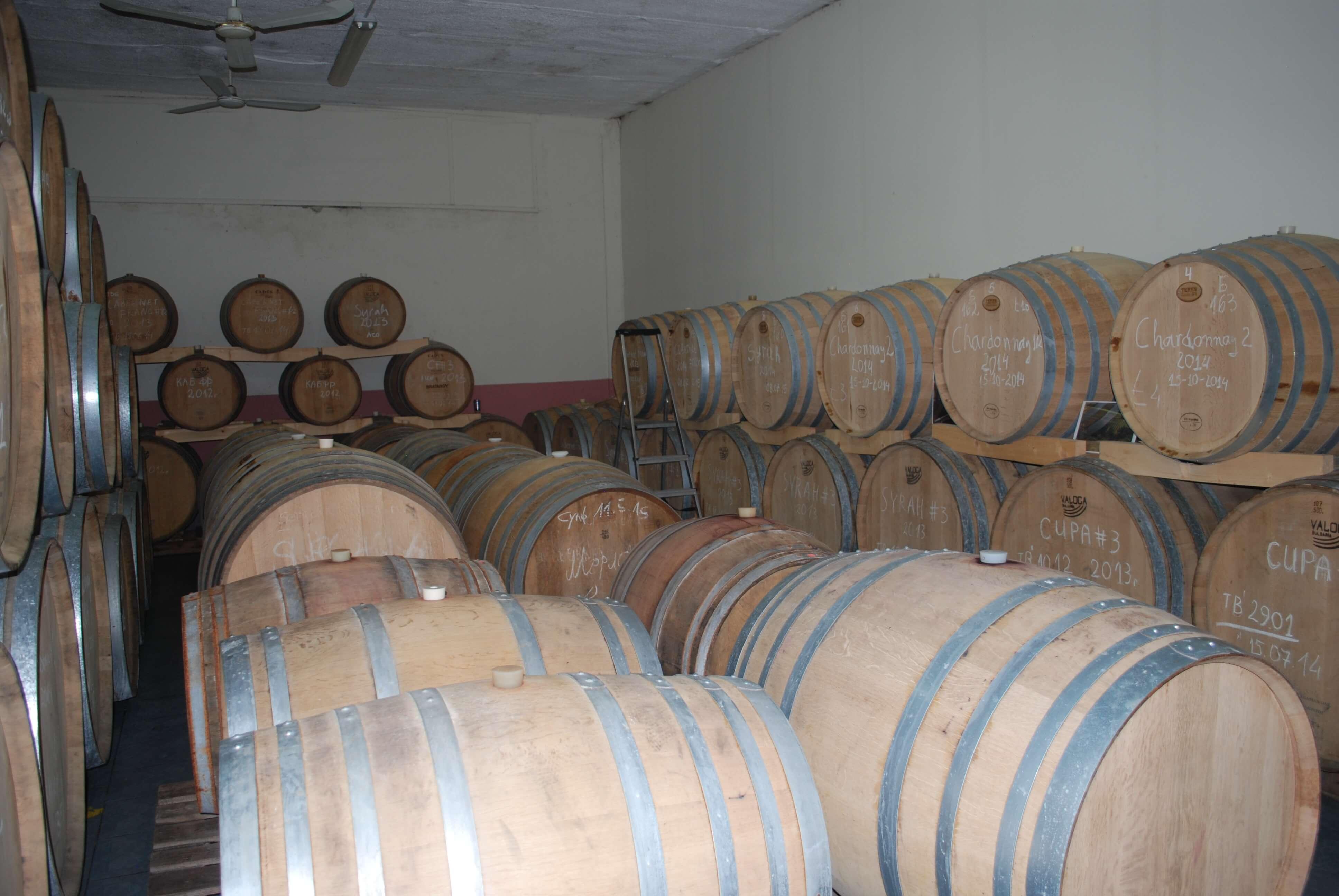 Bratanovi winery - Eastern Rhodope wine region