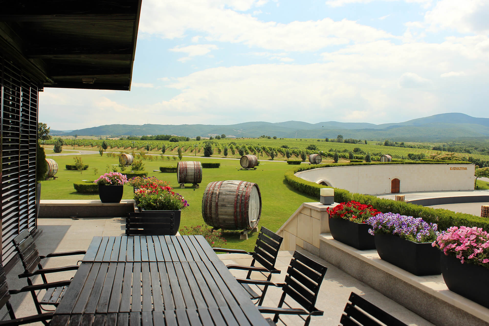 Katarzyna Estate - Eastern Rhodope wine region