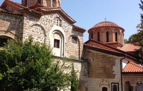 Bachkovo monastery - the second largest monastery in Bulgaria