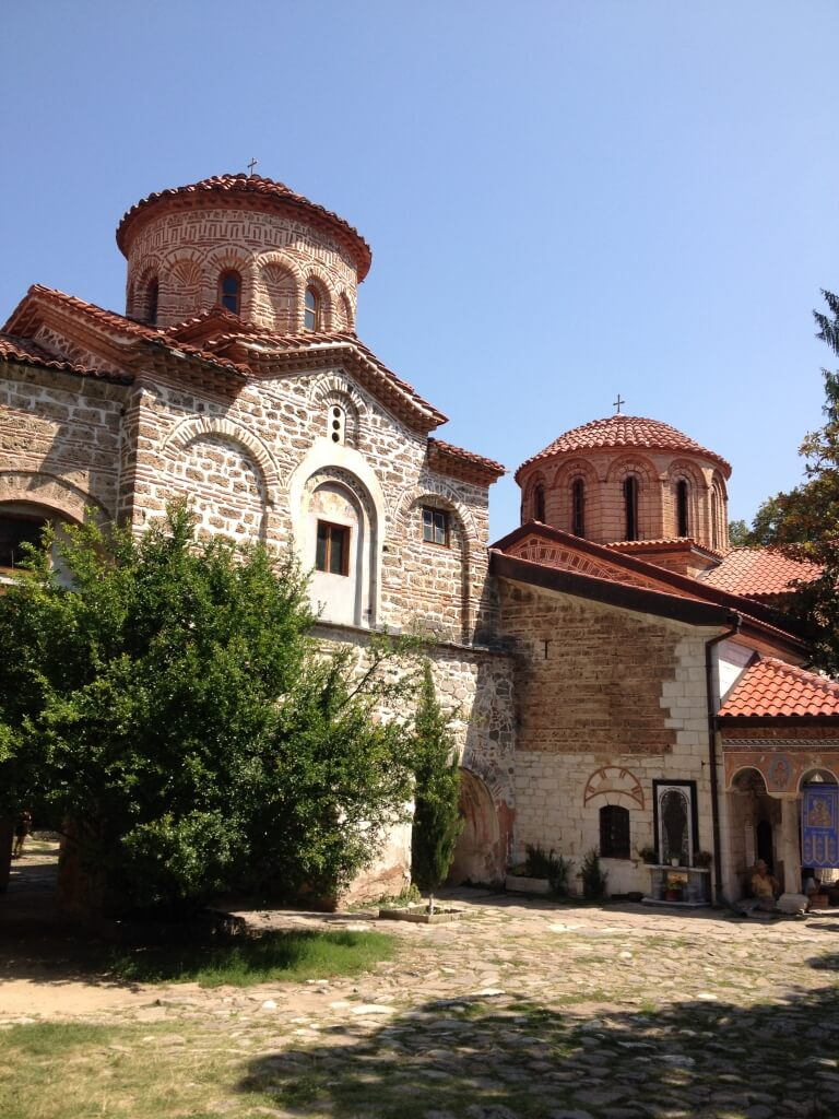 Bachkovo monastery - the second largest monastery in Bulgaria