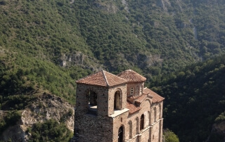 Asen's fortress - the guardian of the Thracian Valley