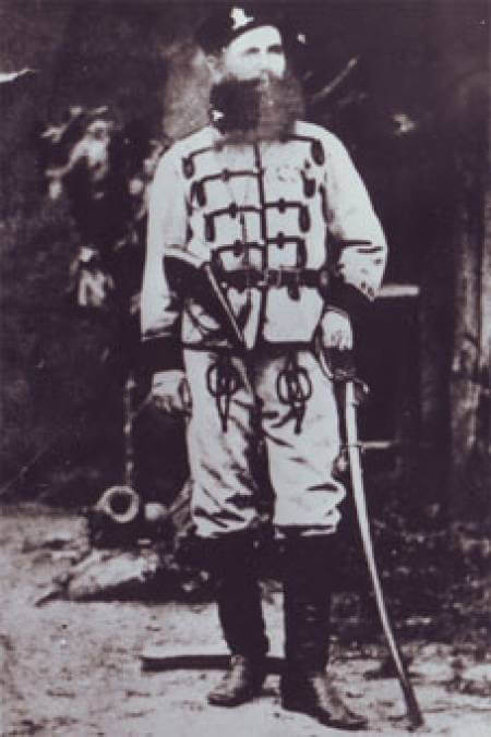 Captain Raicho Nikolov - the only victim of the events from September 6, 1885