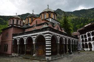 Wine and culture: Rila monastery