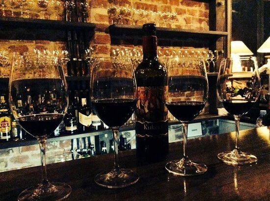 wine tasting in sofia