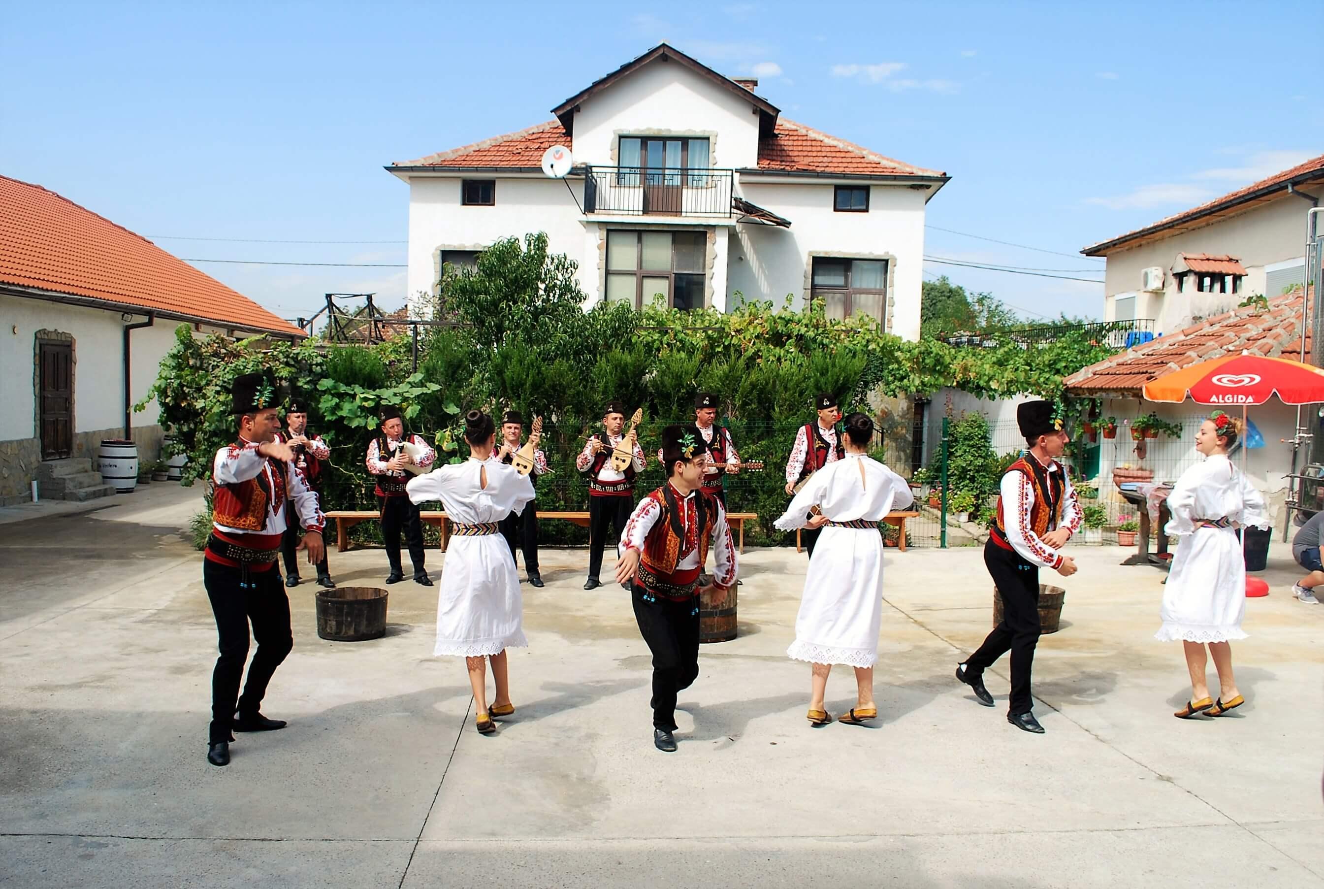 Folklore Dancing