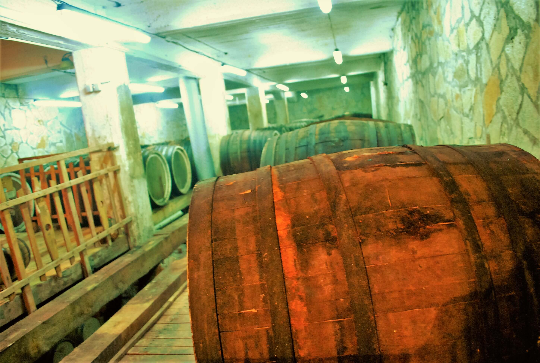 Old Barrel Room