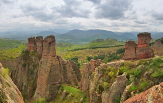 Belogradchik rock formations