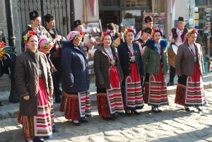 Young Wine Parade @ Old Plovdiv