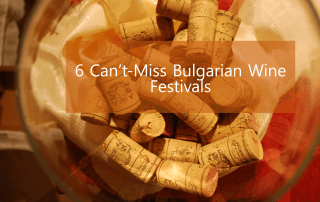 six cannot miss Bulgarian wine festivals