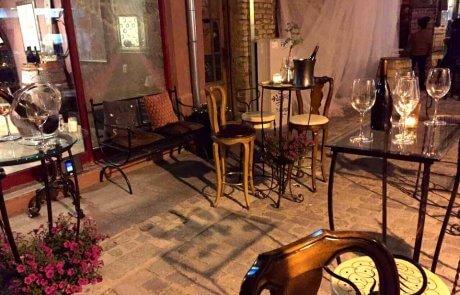Wine by the glass bar kapana plovdiv