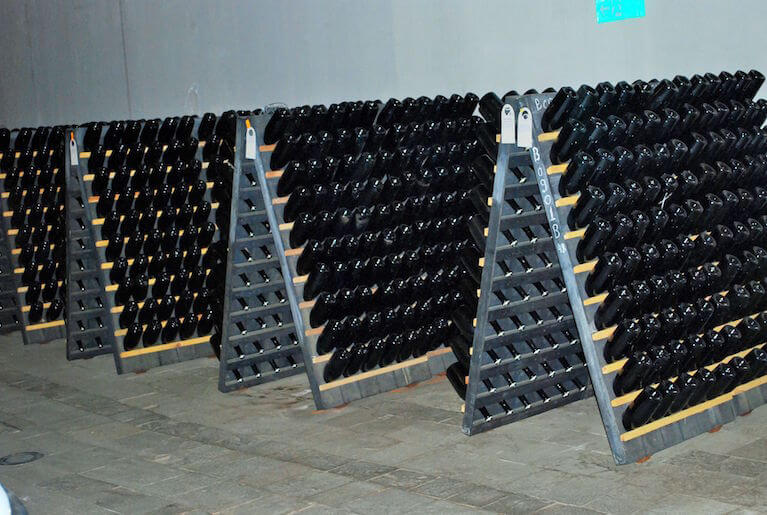Sparkling wine Edoardo Miroglio