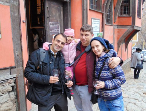 Discovering the real Bulgarian wine with Bulgaria Wine Tours