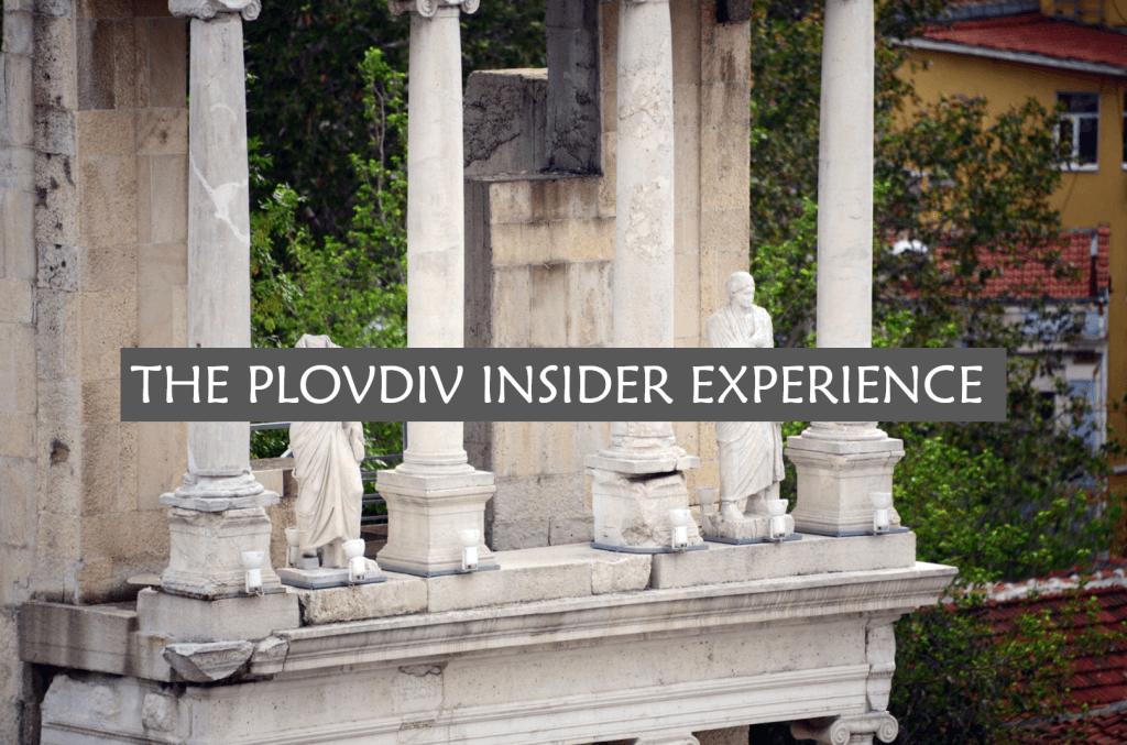 PLovdiv insider tour
