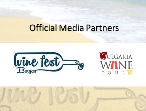 Bulgaria Wine Tours named Social Media Partner of Wine Fest Burgas 2018