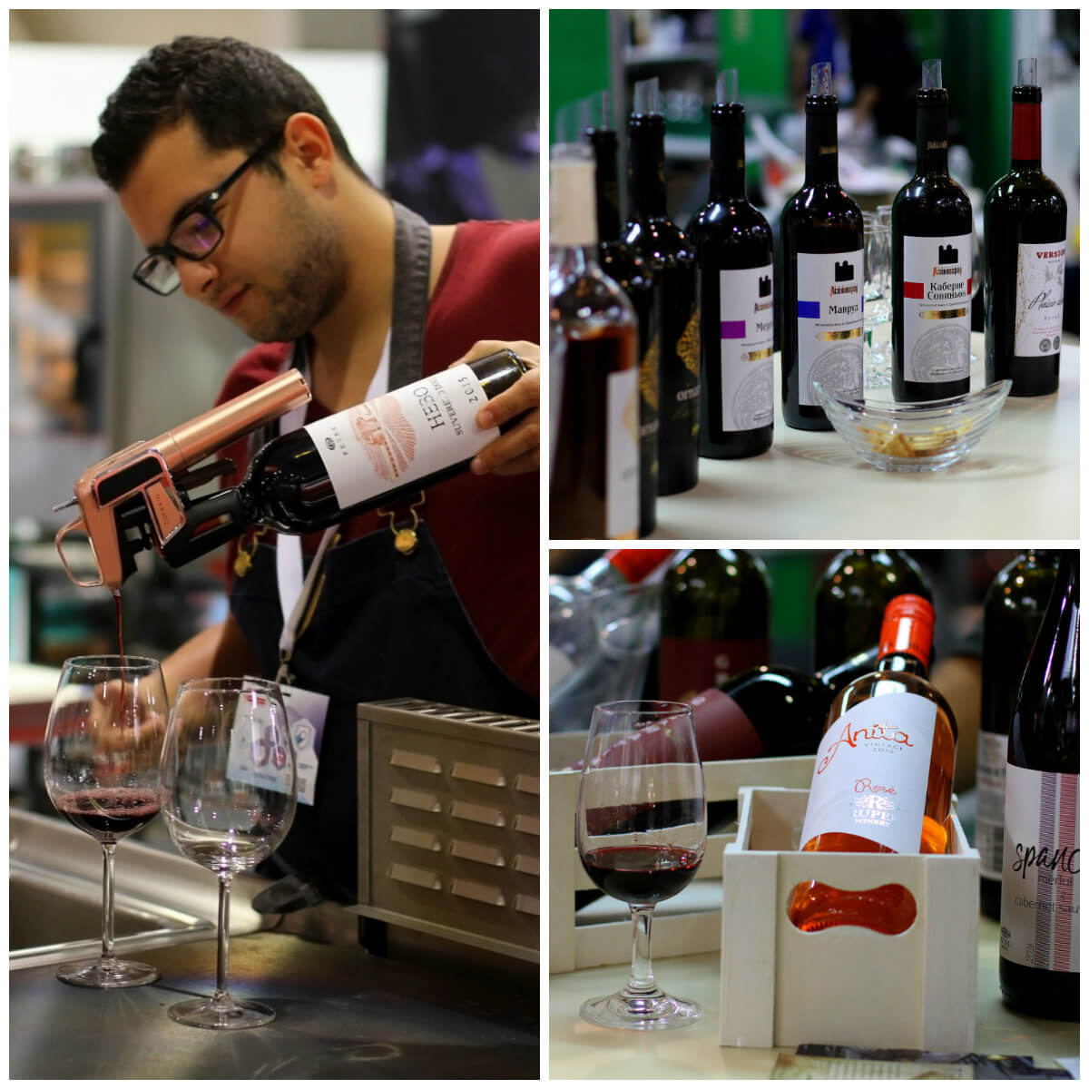 salon du vin event sofia bulgaria 2018