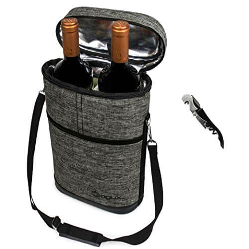 wine travel bag