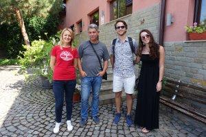 Meet the winemakers of Villa Yustina