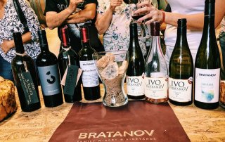 Bratanov Family Winery