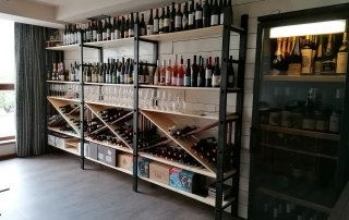 Wineground Bottles & beans varna