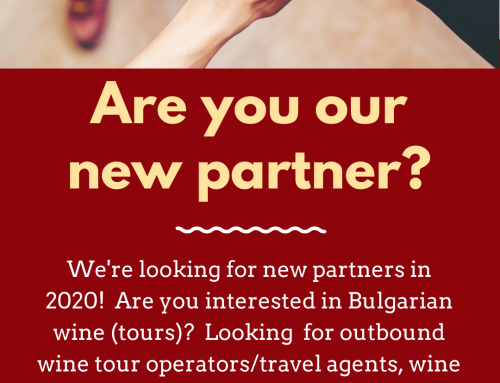 Looking for partners in 2020!