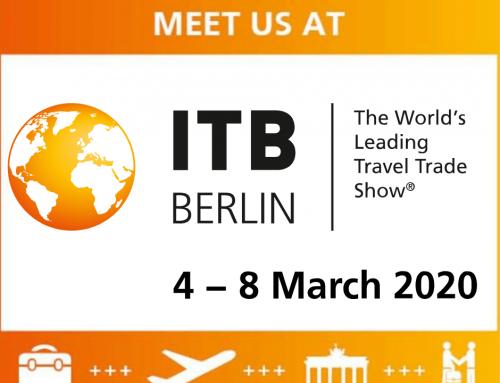 Meet you at ITB Berlin 2020?
