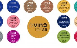 divino top 50