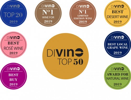 DiVino Top 20 Ranking 2019