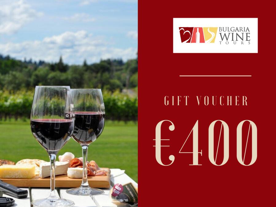 €400 Gift Card