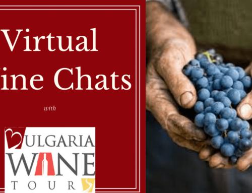 Virtual Wine Chat 14th May 2020