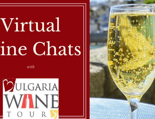 Virtual Wine Chat 28th May 2020
