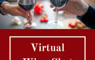 Virtual Wine Chat Red Wines