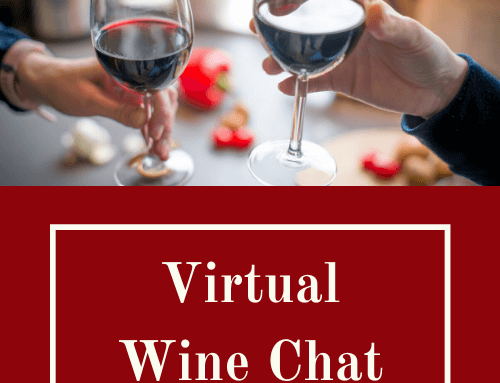 Virtual Wine Chat 8th May 2020