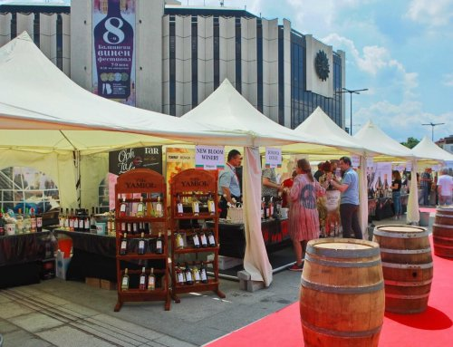 The Balkans International Wine Festival – Again at the Heart of Sofia