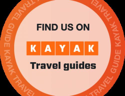 Find us on Kayak Travel Guides